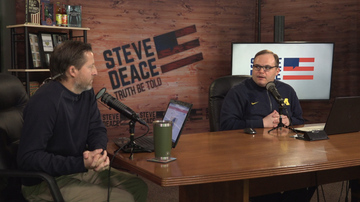 Ep 416 | The History of the Bible | Steve Deace Show