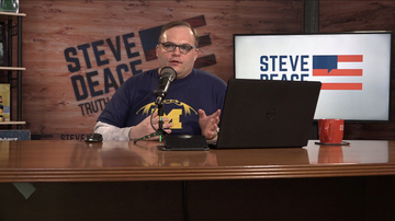 Ep 418 | Judicial Tyranny Strikes Again | A Very Thanksgiving Buy, Sell, or Hold | Steve Deace Show