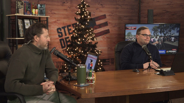 Ep 420 | Fake News or Not | Pop Culture Tuesday on the Christmas Story and Our Culture | Steve Deace Show