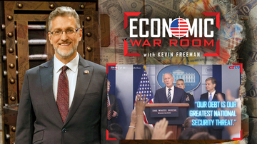 Ep 10   Solutions to America's Debt Crisis: How to Protect Yourself   Economic War Room