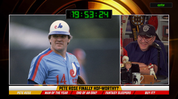 Ep 84 | Should Pete Rose Be in the Hall of Fame? | We Talk Sports