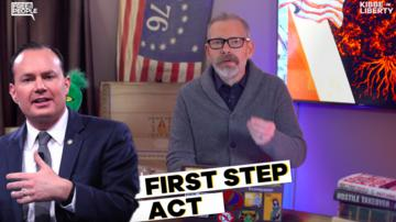 Ep 84 | First Steps Toward Justice Reform | Kibbe on Liberty