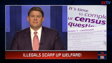 Ep 13 | Illegals Scarf Up Government Welfare! | The Ferguson File