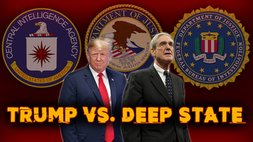 Ep 113 | Trump vs. the Deep State | Wilkow!