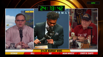 Ep 90 | Kyler Murray Wins the Heisman | We Talk Sports