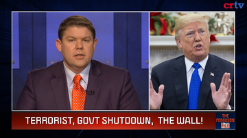Ep 15 | Terrorists, Govt. Shutdown, the Wall! | The Ferguson File
