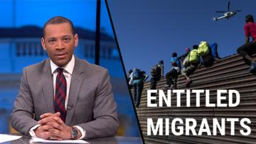 Ep 281   Migrants Demand: Let Us In or PAY (Literally!)   White House Brief