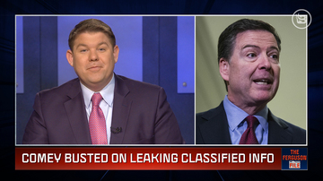 Ep 18 | Comey Busted for Leaking Classified Info | The Ferguson File