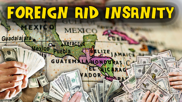 Ep 118 | Foreign Aid Insanity | Wilkow!