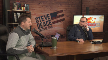 Ep 434 | Kicking Off the Year of No B.S. | Steve Deace Show
