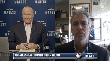 Ep 9 | Joe Walsh Joins Rob to Discuss America Under Trump | The Rob Maness Show
