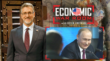 Ep 16 | Threat Assessment: An Economic Attack That Could Take Down the U.S. | Economic War Room