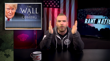 Ep 62 | Let's Talk About the Wall | Rant Nation