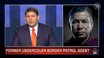 Ep 26 | The Border: An Undercover Agent's Report from Ground Zero | The Ferguson File