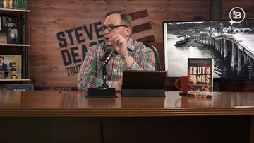 Ep 445 | Alternative SOTU Locations | Make Disagreeing Great Again | Steve Deace Show
