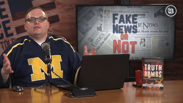 Ep 448 | Fake News or Not | How Much Amnesty Would You Accept? | Steve Deace Show