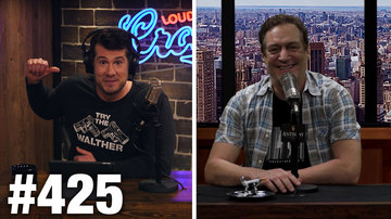 Ep 425 MEDIA'S SHUTDOWN LIES!! | Anthony Cumia Guests | Louder With Crowder