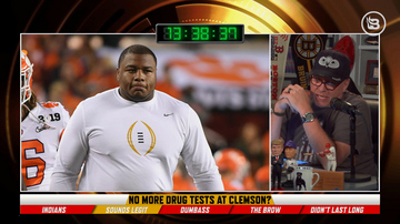 Ep 113 | Is Clemson Covering Something Up? | We Talk Sports