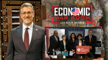 Ep 19 | Do Not Take the Mark of the Progressive Beast | Economic War Room