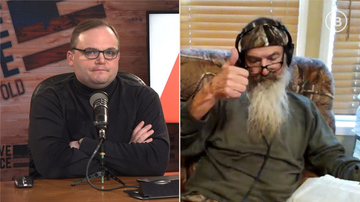 Ep 455 | Trump's Messaging Improves | Phil Robertson | Steve Deace Show