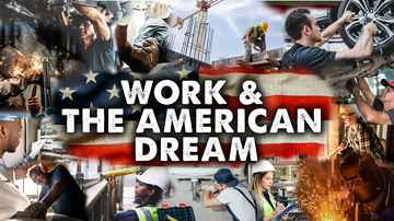 Ep 135 | Work & the American Dream | Wilkow!