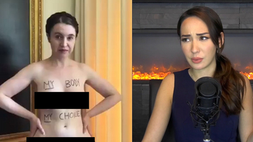 Ep 153 | Feminist Doctor: Clothing Is Oppressive | Roaming Millennial: Uncensored