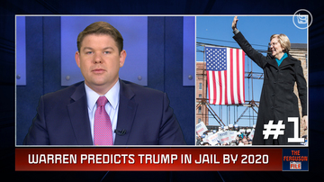 Ep 37 | Warren Predicts Trump May Be in Jail by 2020 | The Ferguson File