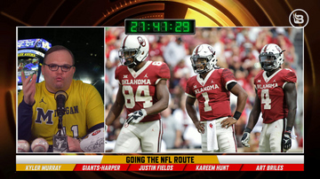 Ep 123 | Kyler Murray Heads to the NFL | We Talk Sports
