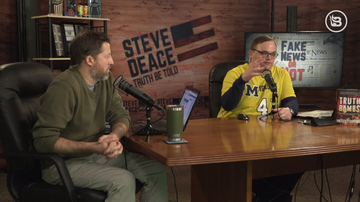 Ep 463 | Trump and the Wall | Daniel Crane | Why 'Unplanned' Got an 'R' Rating | Steve Deace Show