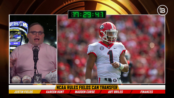 Ep 124 | Why the NCAA Set a Horrible Precedent in the Justin Fields Situation | We Talk Sports