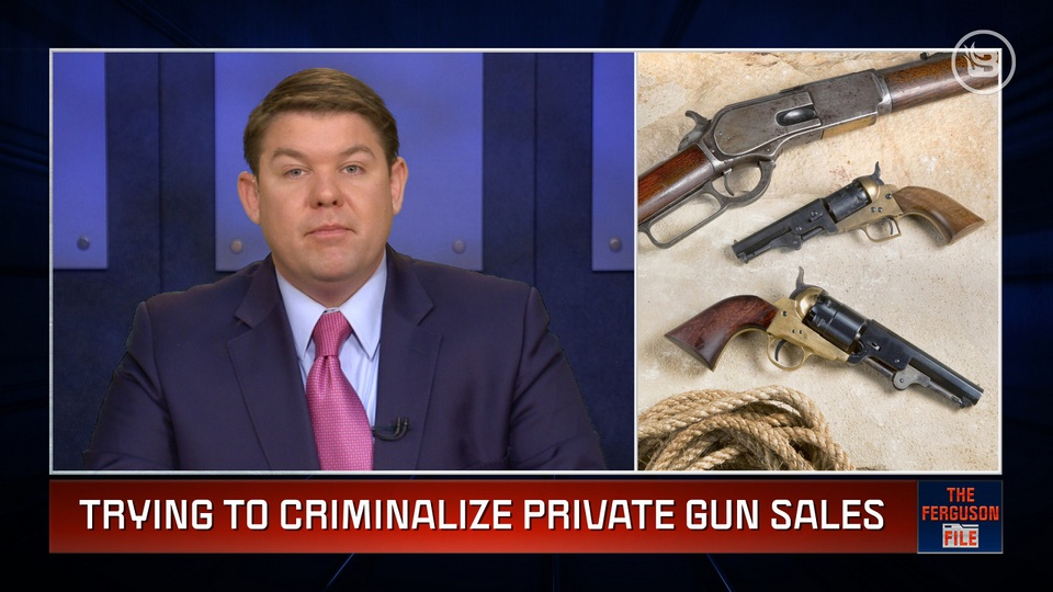 Ep 38 House Dems To Criminalize Private Gun Sales The Ferguson