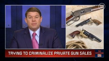 Ep 38 | House Dems to Criminalize Private Gun Sales | The Ferguson File