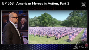 Ep 563 | American Heroes in Action, Part 3 | LevinTV Special