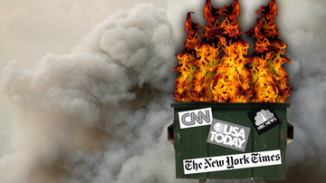 Ep 143 | Media Credibility = Dumpster Fire | Wilkow!