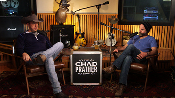 Ep 7 |  Whiskey with Redwine | Guest:  Rob Redwine | The Chad Prather Show