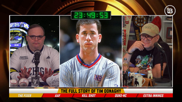 Ep 129 | The Real Story of Tim Donaghy | We Talk Sports