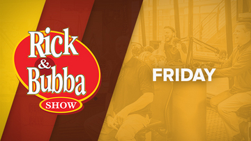 Mar 8 | The Rick & Bubba Show