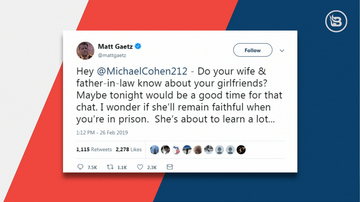 On Matt Gaetz's Tweet | BlazeTV Roundtable 02/27/19 | Steve Deace Show