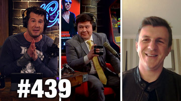Ep 439 | LEGAL UPDATE: TIME TO SUE!! | Bill Richmond and James O'Keefe Guest | Louder with Crowder