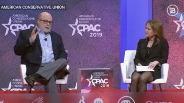CPAC 2019: Mark Levin and Julie Strauss Levin