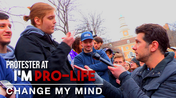 Ep 440 | Pro-Abortion SJW LOSES IT ON CROWDER: Change My Mind | Louder with Crowder