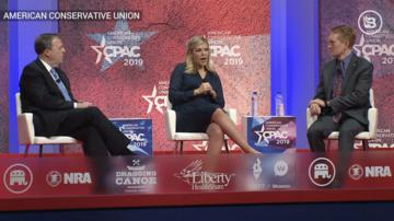 CPAC 2019: Allie Stuckey, Sen. James Lankford, & Matt Spalding