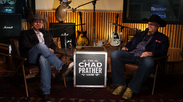 Ep 16 | Good Friends and Good Food | Guest: Trey Chapman | The Chad Prather Show