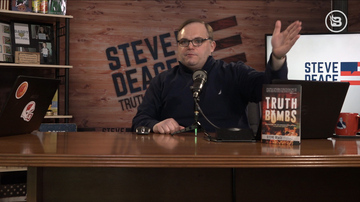 Ep 478 | An Ash Wednesday Message to Christian Cowardice | Steve Deace Show