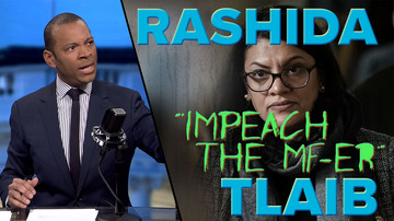 Ep 324 | Rashida Tlaib Is a PHONY with Zero Grounds to Impeach Trump | White House Brief