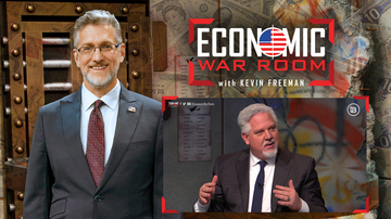 Ep 25 | Glenn Beck: The One Thing Every American Must Stand for Right Now | Economic War Room