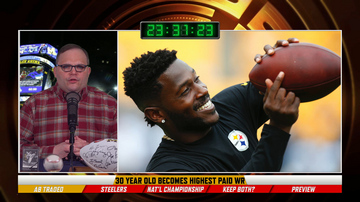 Ep 141 | The Steelers Rid Themselves of Antonio Brown | We Talk Sports