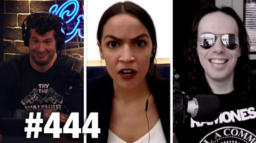 Ep 444 | REBUTTAL: Ocasio-Cortez's Systemic Discrimination | Louder with Crowder