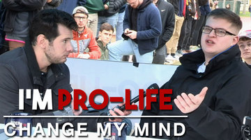 Ep 448 | I'm Pro-Life: Change My Mind (Volume 4) | Louder with Crowder