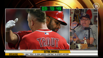Ep 147 | Reaction to Mike Trout Deal | We Talk Sports